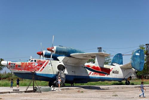 Taganrog. Beriev Aircraft Company 93