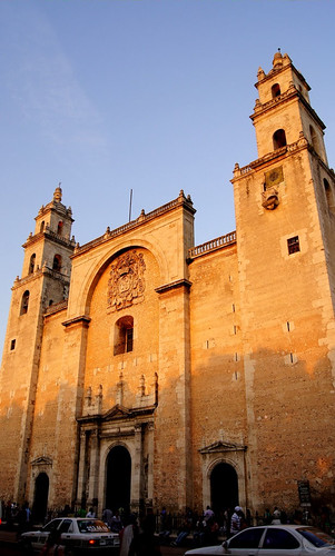Cathedral of Merida, Yucatan (San Ildefonso)