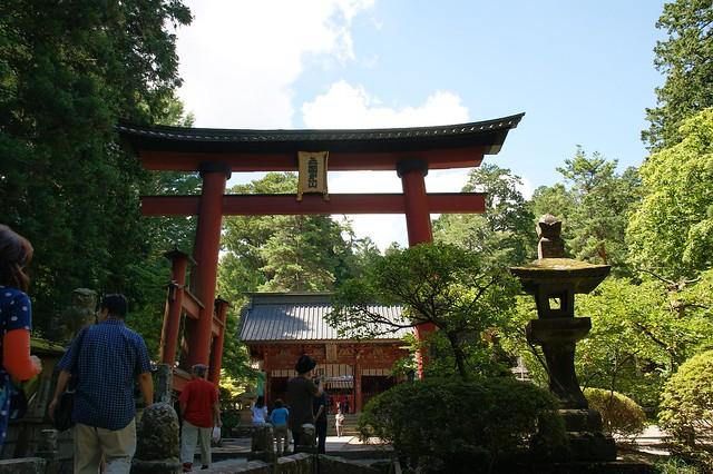 まずは北口本宮冨士浅間神社でお参り|北口本宮富士浅間神社