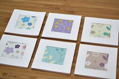 paper notecards (mohu mohu) Tags: japanese spring handmade pastel note card blank kawaii plain greeting notecard mohu mohustore