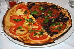 pizza (Ian Riley [on the right side of the fence]) Tags: birthday party food cafe italian starter australia pizza adelaide paparazzi malvern sa southaustralia entree