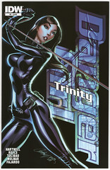 Danger Girl: Trinity #2 (FranMoff) Tags: amazing trinity comicbooks campbell dangergirl jscottcampbell sydneysavage