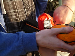 "Attaching the GoPro to the Nerf • <a style=""font-size:0.8em;"" href=""http://www.flickr.com/photos/76114232@N04/8931278430/"" target=""_blank"">View on Flickr</a>"