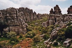 dragonsland (Careless Edition) Tags: film nature analog de landscape photography spain andalucia torcal antequerra
