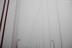 Phantom Bridge 2 (Jeffrey H Huang) Tags: sanfrancisco california mist cold beautiful northerncalifornia misty fog clouds canon amazing cool foggy windy icon goldengatebridge goldengate 7d bayarea canoneos7d