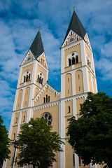 "Josefskirche Weiden • <a style=""font-size:0.8em;"" href=""http://www.flickr.com/photos/58574596@N06/9034424721/"" target=""_blank"">View on Flickr</a>"