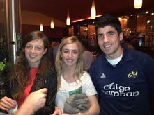 Race Night 2013 - Laura Mellett, Vicky McMahon, Jake Mulcahy
