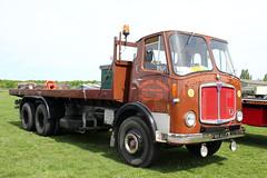 TV05132-Newark. (day 192) Tags: major lorry mammoth newark lorries aec newarkontrent transportshow vintagelorry newarkshowground transportrally aecmammothmajor classiclorry preservedlorry fnn622c aecsocietyrally greenwoodtransport