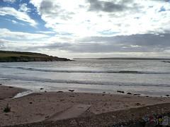 Pembrokeshire June 2013 - 003 - West Angle Bay (marmaset) Tags: beach rural village angle pembrokeshire pembs westanglebay
