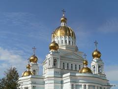 Кафедральный собор святого праведного воина Феодора Ушакова.