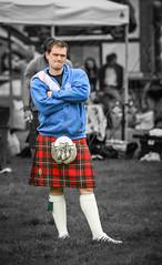 Arms Folded (FotoFling Scotland) Tags: male scotland kilt legs boots traditional scottish event clan highlandgames stirlingshire maclaren kilted sporran strathyre mcgregor lochearnhead selectivecolourisation balquidder meninkilts heavyweightevents stratheyre lochearnheadgames