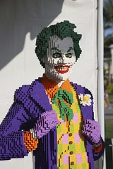 LEGO Joker (JeDi58) Tags: california usa lego sandiego batman northamerica joker dccomics villain comiccon sdcc sdcc2013