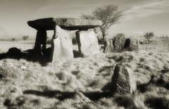 Craigs The Broadstone 1 (Tony O'Neill) Tags: ireland archaeology megalithic ancient craigs dolmen antrim coantrim thebroadstone
