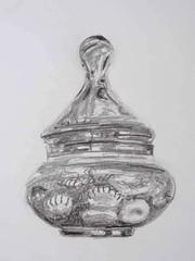 Candy Jar (c.huller) Tags: art glass pencil grey sketch candy drawing jar value mydrawing
