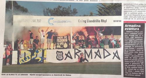 Armadina avantura (Novi List, 26.07.2013)