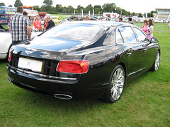 2013 BENTLEY CONTINENTAL FLYING SPUR 5998cc FJ13EYL (Midlands Vehicle Photographer.) Tags: spur flying continental bentley 2013 5998cc fj13eyl