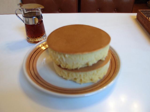 イワタコーヒー店 名物ホットケーキが食べたくて…|イワタコーヒー店