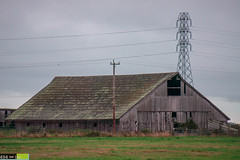A Strong Foundation (Pacific NW / Nor Cal Surveyor (2,000,000 Thanks!!)) Tags: green colors beautiful beauty northerncalifornia barn wow relax quiet peace scenic peaceful calm powerlines simplicity serenity selfreflection serene lonely norcal simple humboldtcounty soothing northcoast godscountry peaceofmind marinate northstate oldsamoaroad norcalphotographers