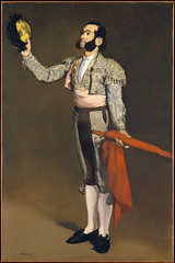A Matador (lluisribesmateu1969) Tags: manet newyork portrait themetropolitanmuseumofart 19thcentury onview