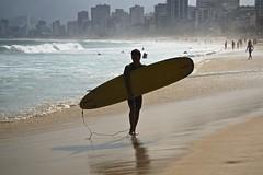 Surfing at Arpoador Beach (alobos Life) Tags: winter boy sea brazil cute praia beach sport rio brasil de fun outdoors happy mar nice sand surf janeiro body candid sony garoto playa surfing arena deporte brazilian invierno alegria chico brazilians garotos olas enjoying nex5r