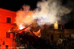Tifo da stadio (ader15) Tags: holiday canon fire reflex estate smoke ngc agosto luci umbria fumo 1100d