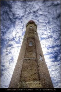 Fehmarn Flügge -Leuchtturm