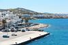 Coast - Paros, Greece (The Web Ninja) Tags: ocean travel cruise blue white seascape water beautiful ferry canon greek photography coast aqua flickr ship aegean greece shore paros aegeansea