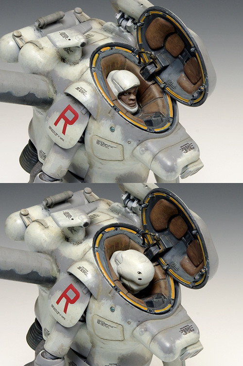 "WAVE – Snake Eye Reconnaissance Type:""SEA PIG"""