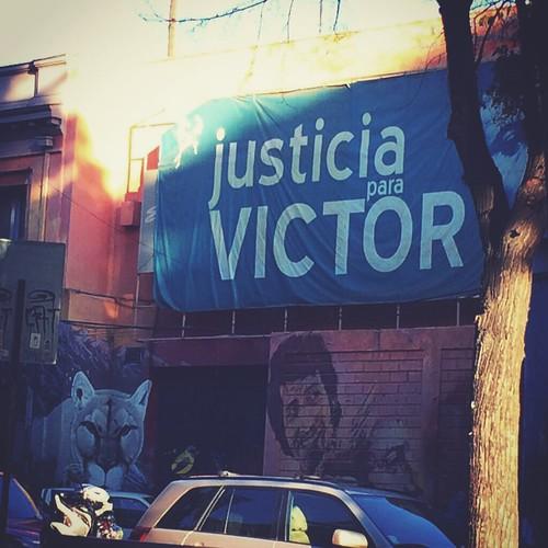 Justicia para Víctor