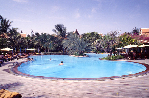 Garden Village Resort pool