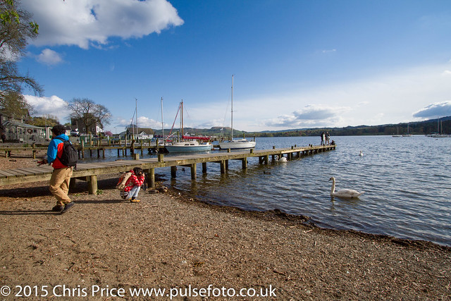Ambleside by Windemere