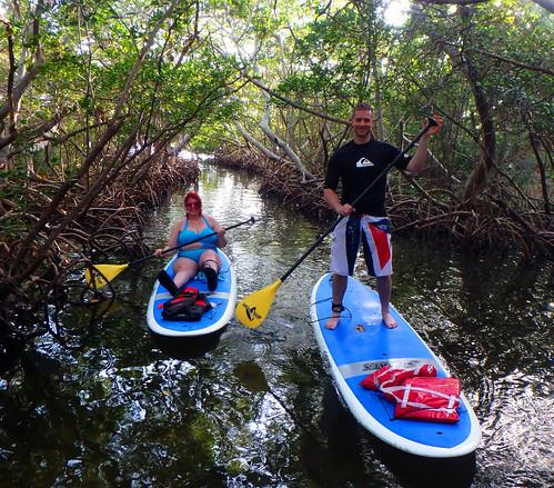 5-10-15 mikeDavidCrissSuzan-Lido-Key-Mangrove-Tunnels-Sarasota-FL   (10)