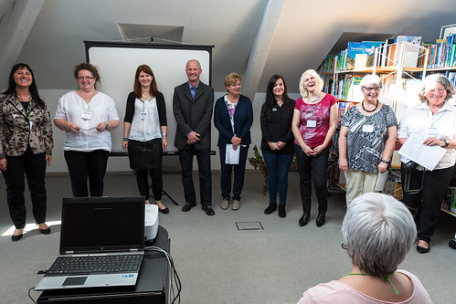 Library.I Love It! Meeting in Dornbirn