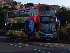 304 (Callum's Buses and Stuff) Tags: bus buses volvo edinburgh 26 gemini lothian madder lothianbuses gemini2 b9tl madderandwhite madderwhite sn09ctv busesedinburgh
