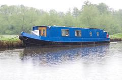 IMGP1589 (Steve Guess) Tags: river boat nt national trust guildford navigation swingbridge wey
