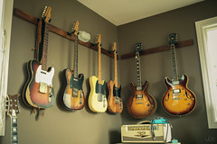 The Reeses Room (The Donotron) Tags: love tube fender firebird tele esp amps navigator jamroom riverhead telecaster greco tokai acetone morales mij teisco fenderbluesjr ceriatone espedwards heerby ornetts elkamps v32palomino