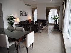 Our 150 square meter apartment in Dubai.