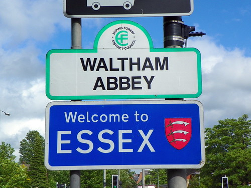 GOC Cheshunt & Lee Valley 208: Waltham Abbey / Welcome to Essex