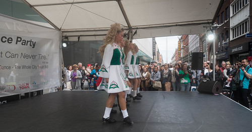 The Dance Party on Henry Street, Thursday 21st May, Midday-8pm REF-104298