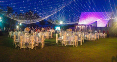 Garden Wedding Reception (theroyalsantrian) Tags: wedding weddingreception royalwedding romanticdinner santrian romanticwedding theroyalsantrian santrianlife romanticreception