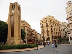 Place de l etolie, Beirut!