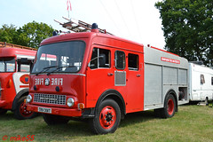 Bedford 'Hampshire Fire & Rescue' reg TRV 391T (erfmike51) Tags: rudgewicksteamrally2016 bedford rigid lorry fireengine fireappliance hampshirefirerescue