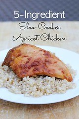 Slow Cooker Apricot (alaridesign) Tags: slow cooker apricot chicken ~ 31 days 5ingredient meals
