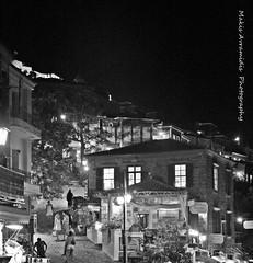 IMG_0591 (iakxos) Tags: walking night island people