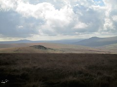 Moody Dartmoor (Bridgemarker Tim) Tags: dartmoor letterboxing views moors desolate