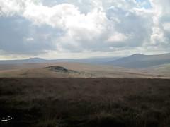 Moody Dartmoor (Bridgemarker Tim) Tags: dartmoor letterboxing views moors desolate