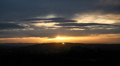 Another sunset (Jean I Cresol) Tags: september 10th 2016 edinburgh sunset sunsetmoment landscape view viewpoint clouds