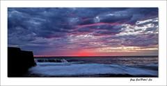Maroubra sunrise (jongsoolee5610) Tags: seascape sydneysunrise maroubra sydney australia sunrise sea sky cloud redsky