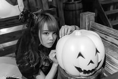 DSC_7457 (Robin Huang 35) Tags: 孫卉彤 candy miruna萬聖風 小惡魔 吸血鬼 vampire 萬聖節 halloween 棚拍 lady girl d810 nikon devil