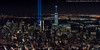 Aerial Tribute in Light - 9/11/16 (DSC09624) (Michael.Lee.Pics.NYC) Tags: newyork aerial helicopter flynyon 911 tributeinlight 2016 onewtc worldtradecenter lowermanhattan statueofliberty beacon newjersey night cityscape architecture sony a7rm2 fe2470mmgm
